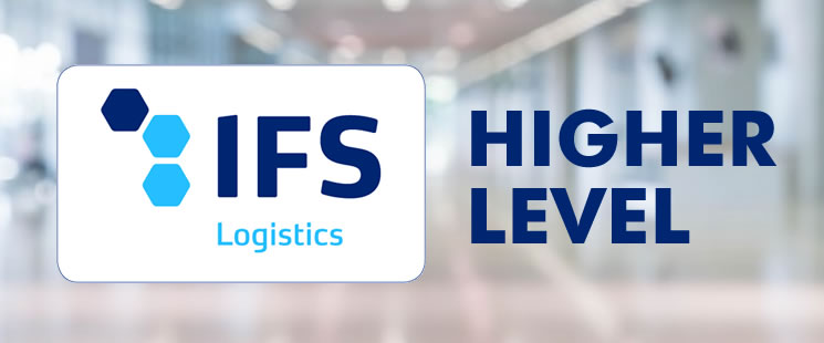 IFS higher level logo